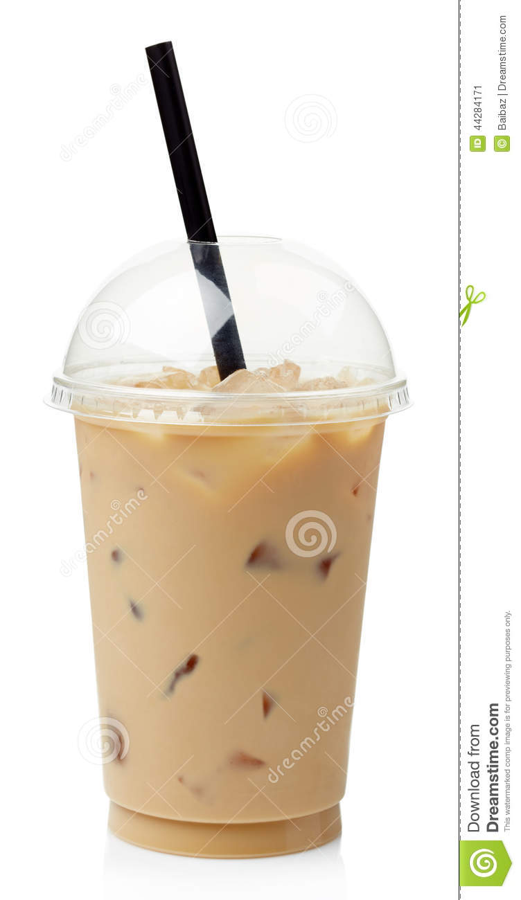 Iced Coffee Clipart - Clipart Suggest