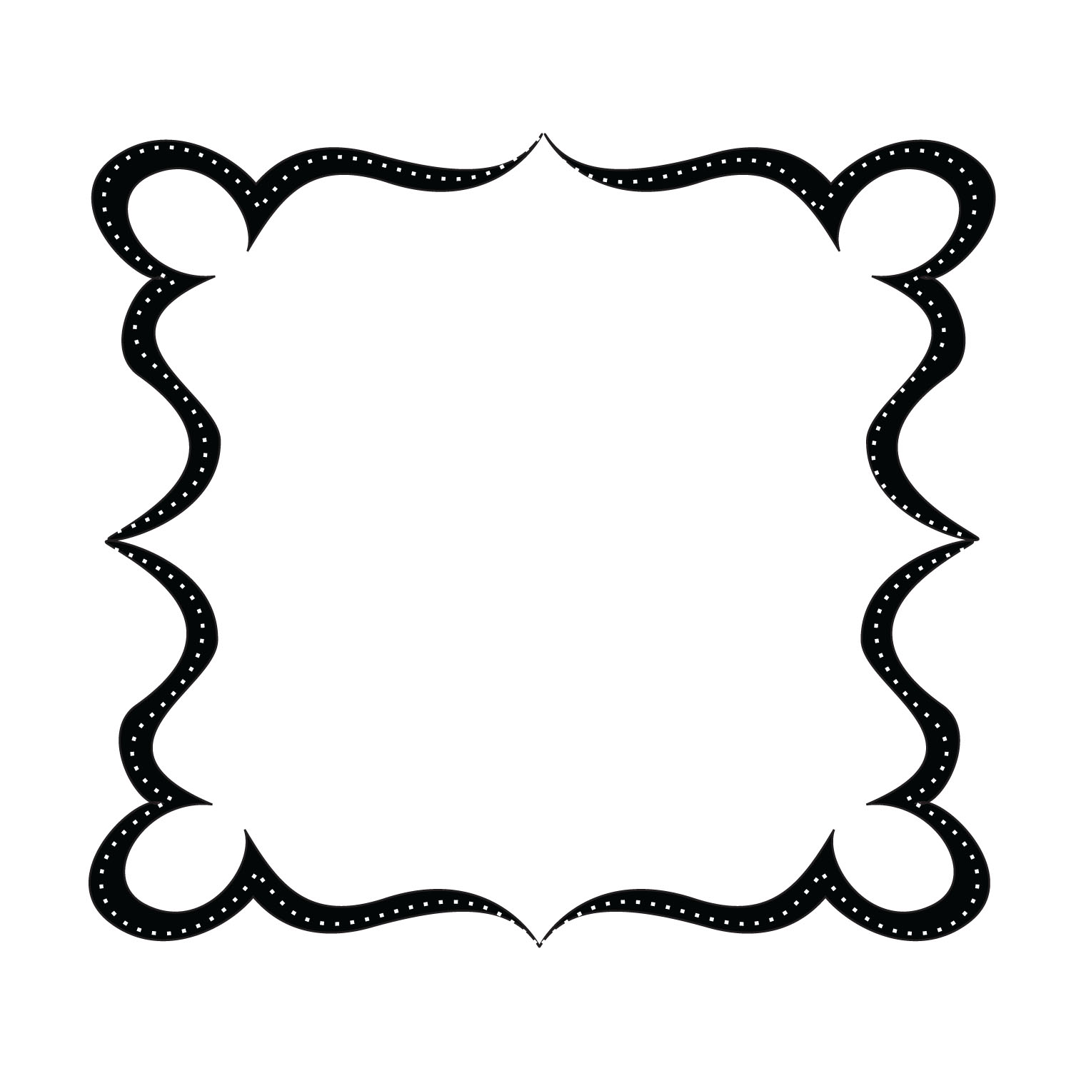 Decorative Text Box Clipart - Clipart Suggest