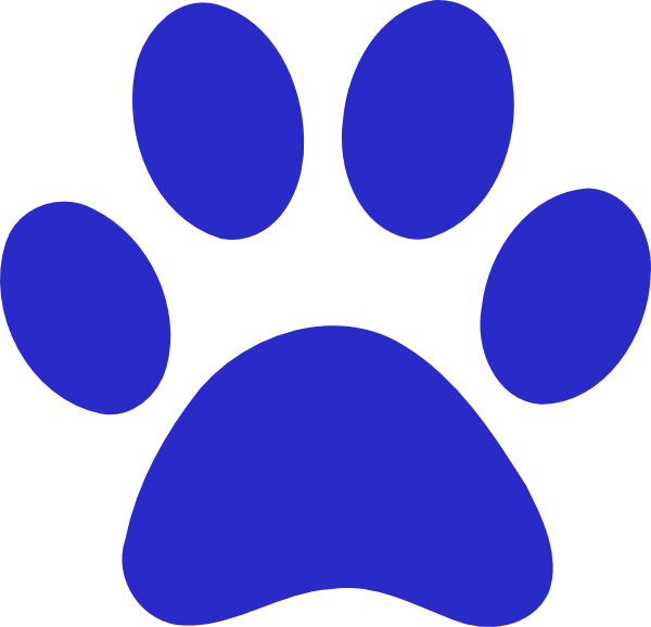 Tiger Paw Clipart Tiger Paw Clip Art At Clker Com Vector Clip Art Online Royalty Free