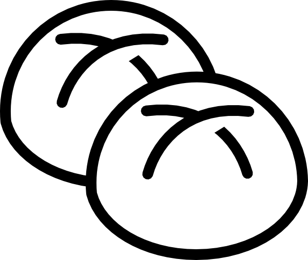 Bread Rolls Clipart Clipart Suggest