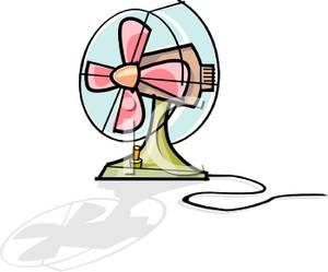 Cartoon Fan Clipart - Clipart Suggest