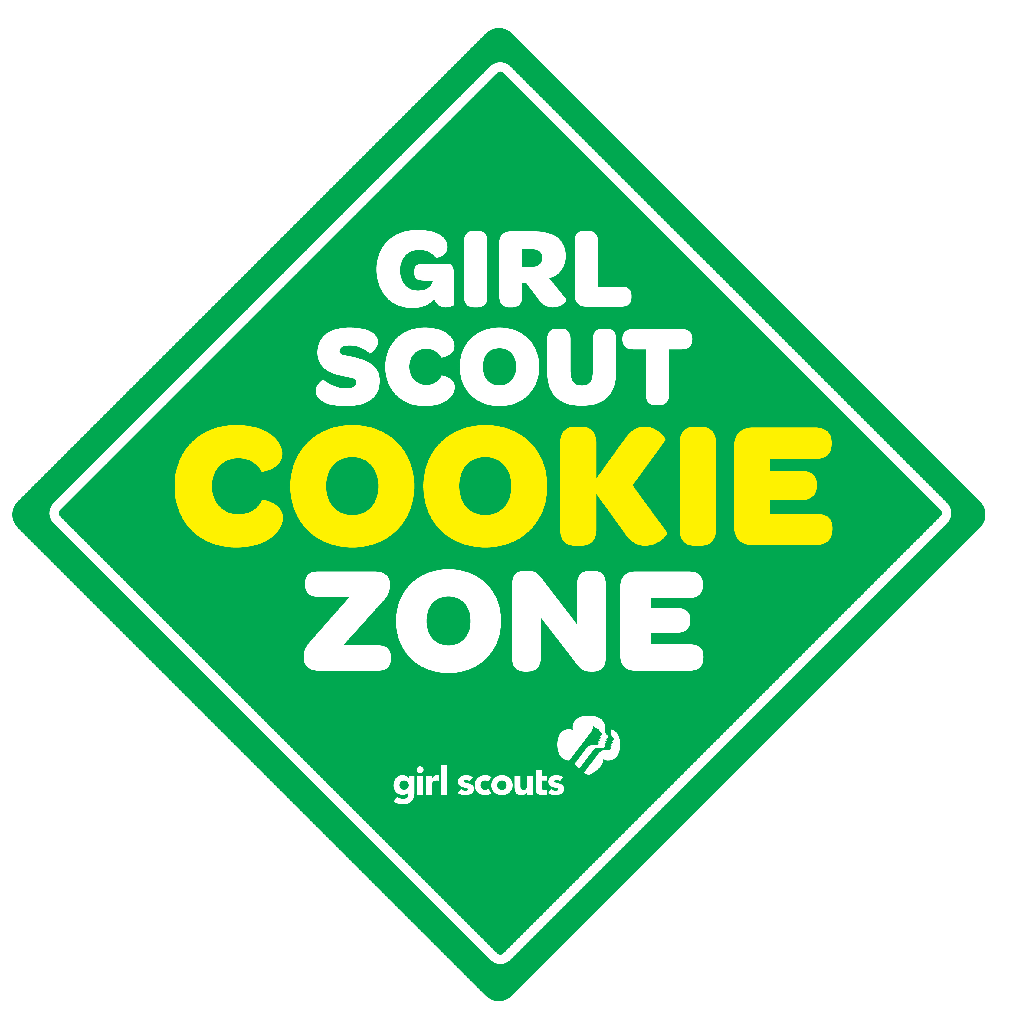girl scout cookie thank you clipart   clipart suggest