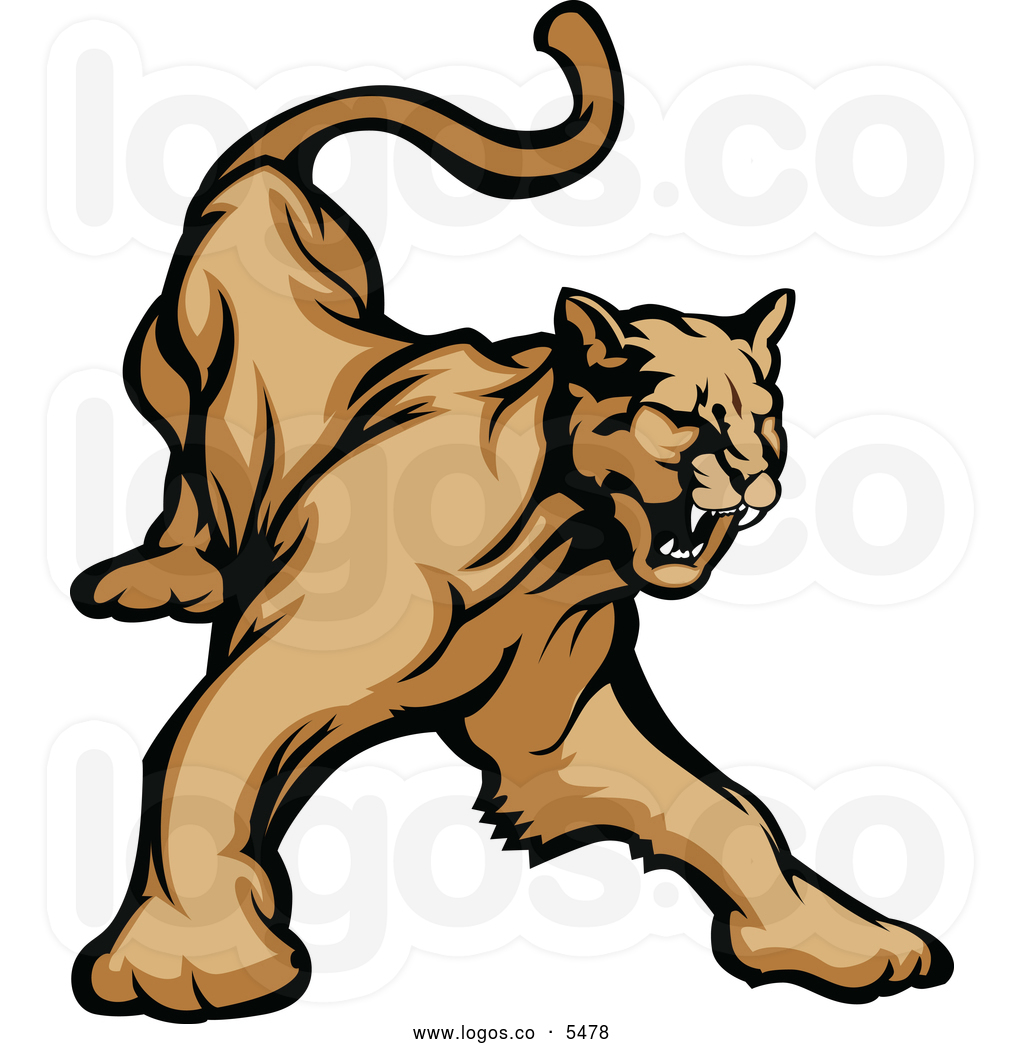 Cougar Clip Art Funny   Clipart Panda   Free Clipart Images
