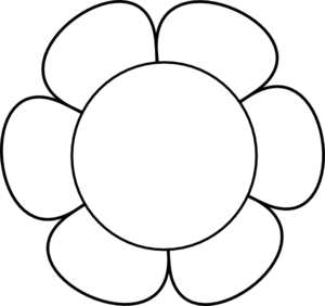 Flower Clip Art   Vector Clip Art Online Royalty Free   Public Domain