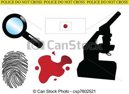 Forensic Csi Clipart   Health   Nursing Resources