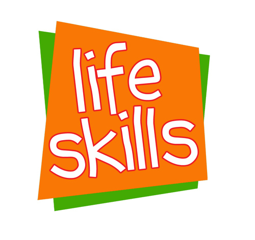 Daily Life Skills Clipart - Clipart Kid