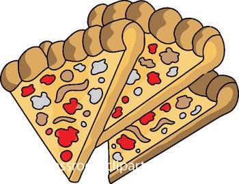 Plain Pizza Clipart - Clipart Suggest