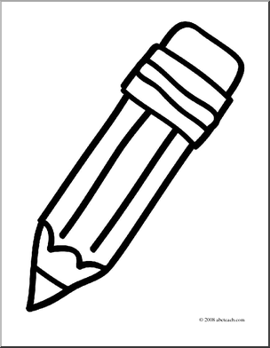 pencils coloring pages - photo#26