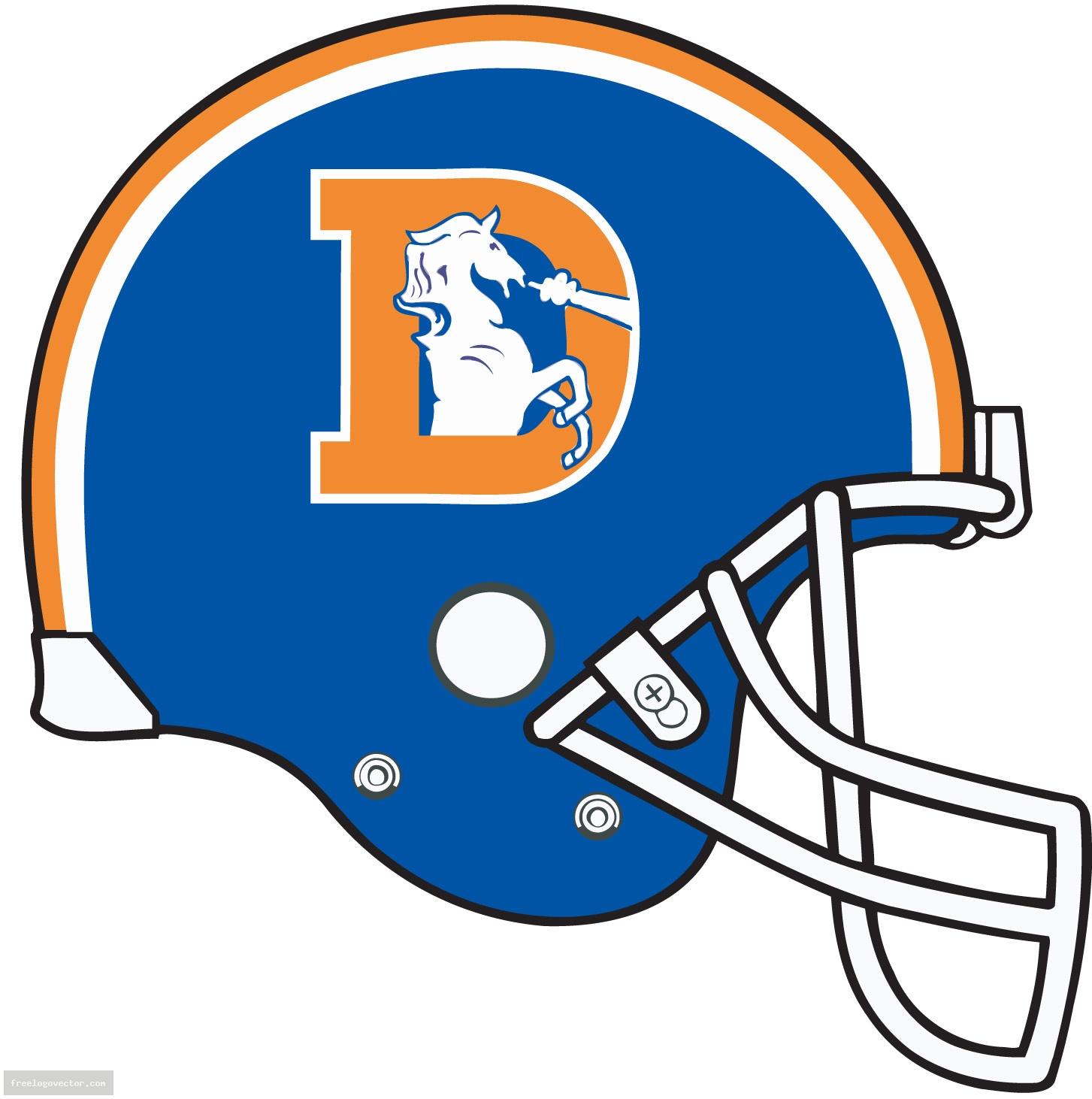 Denver Broncos Alternate Logo Images   Pictures   Becuo