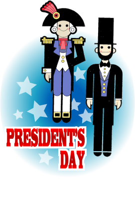 presidents day vector frame. george washington presidents day ...