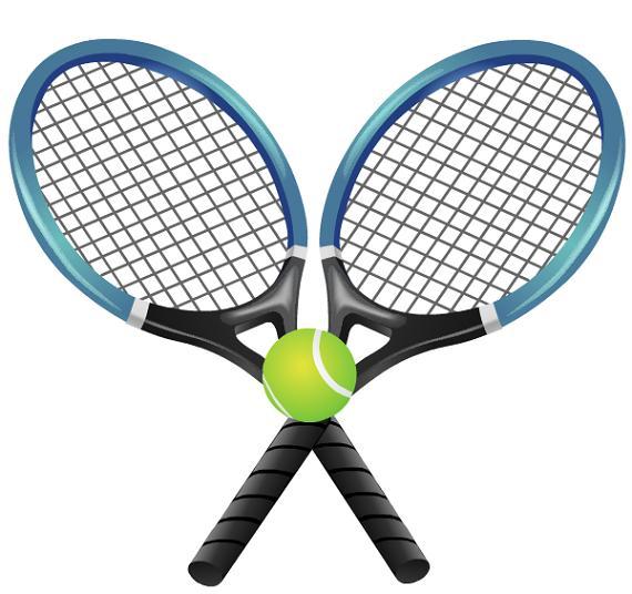 clipart panda tennis - photo #17