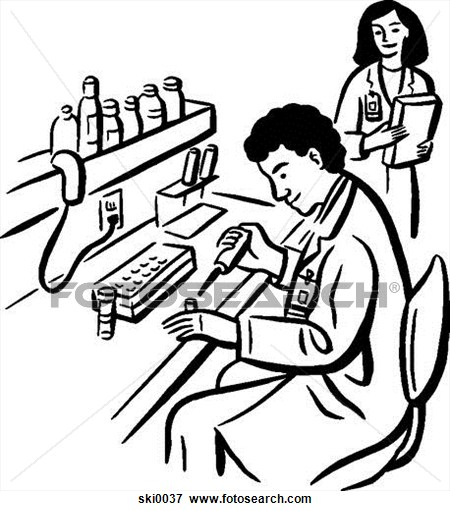 Medical Lab Ppe Clipart