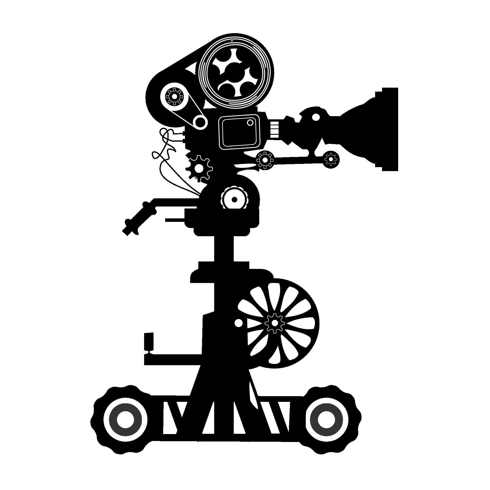 Tv Camera Clip Art