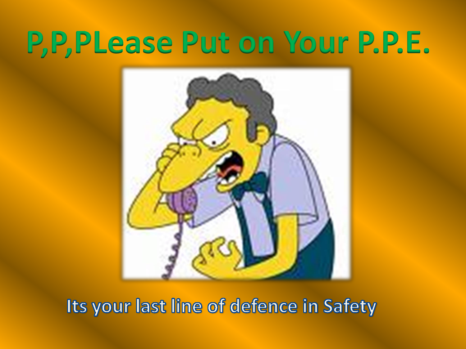 Ppe   Powerpoint By Tpenney