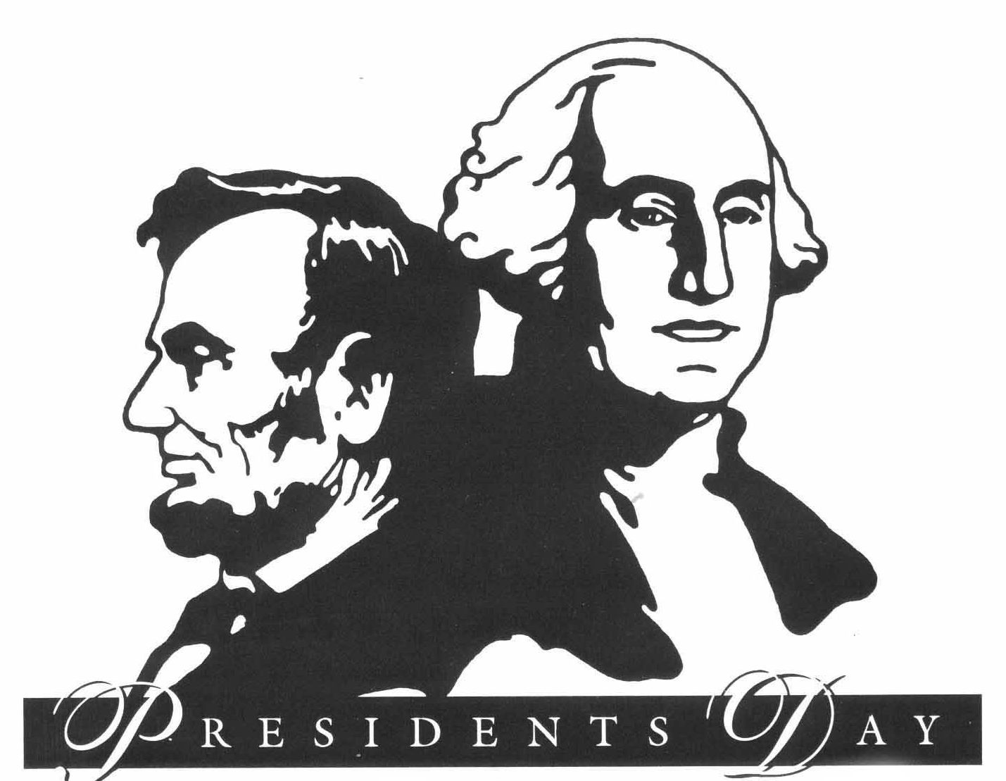 President Black And White Clipart - Clipart Kid