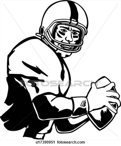 Quarterback Clipart U17390951 Jpg