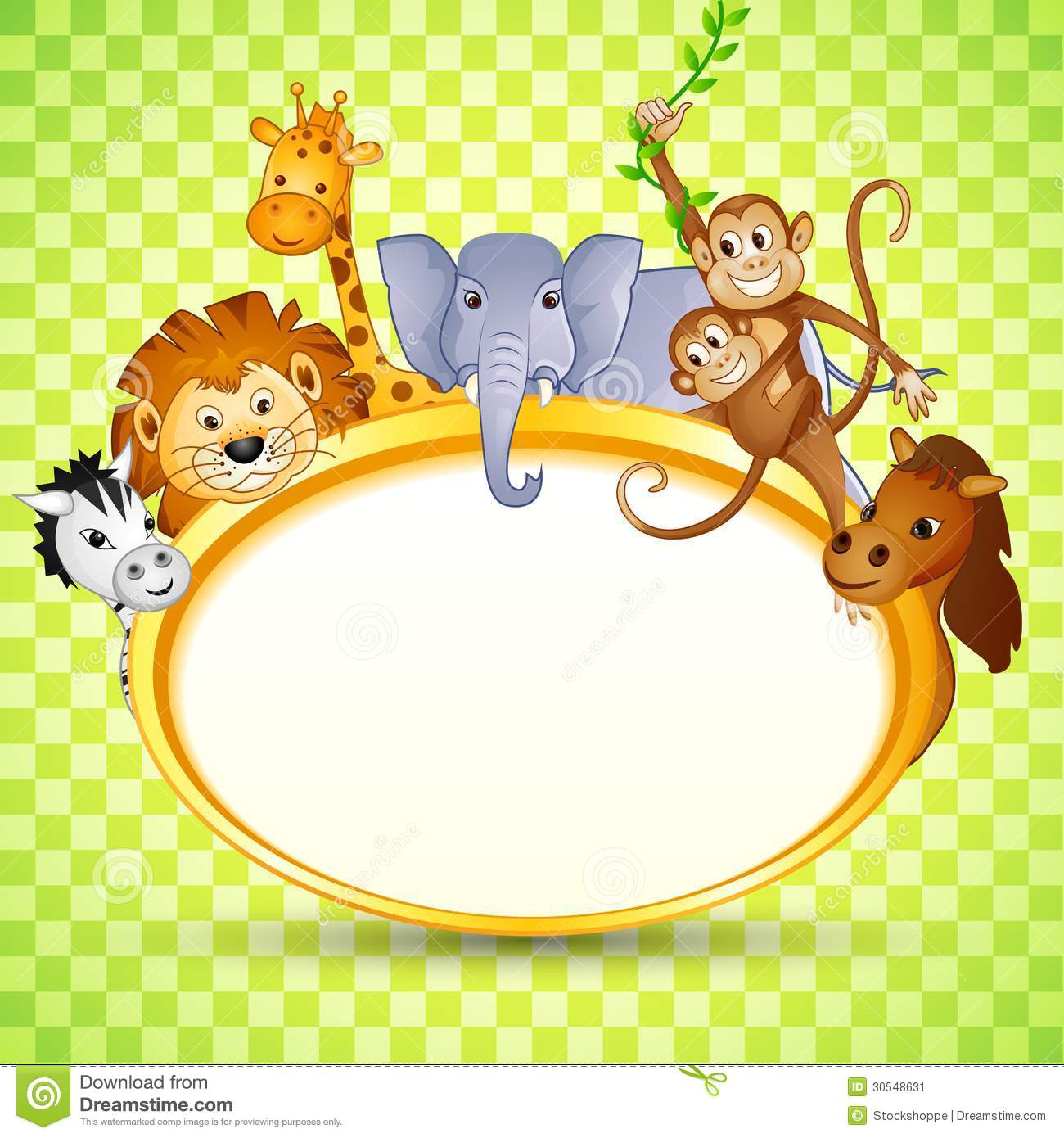 Shower Baby Animals Cake Ideas And Designs