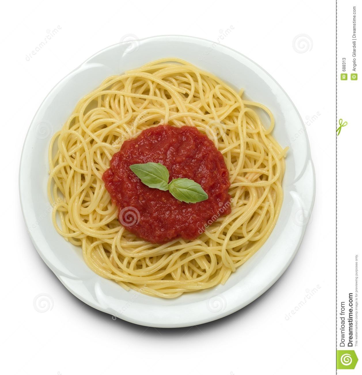 Spaghetti Sauce Clip Art