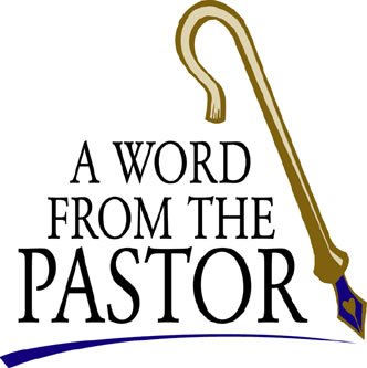 Installation of Pastor Clip Art