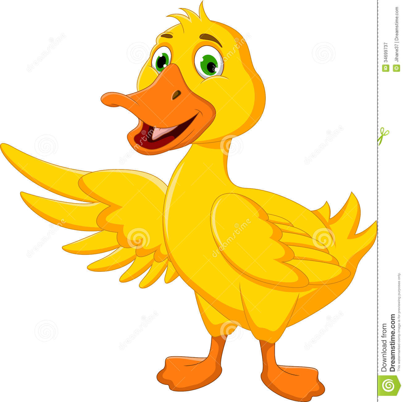 Duck And Duckling Clipart Duckling Clipart