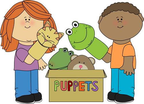Puppet Show Clipart - Clipart Kid