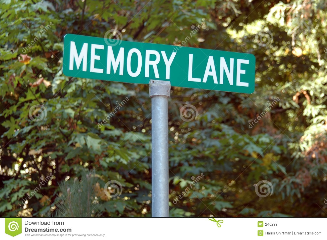 Memory Lane Clipart - Clipart Kid