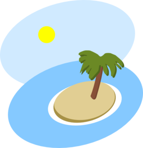Clip Art Island Clip Art desert island clipart kid oval scene clip art