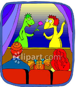 Puppet Show Free Clipart   Free Clip Art Images