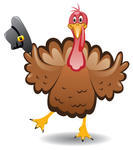 Vector Turkey Clipart For Thanksgiving Day Happy Thanksgiving Turkey