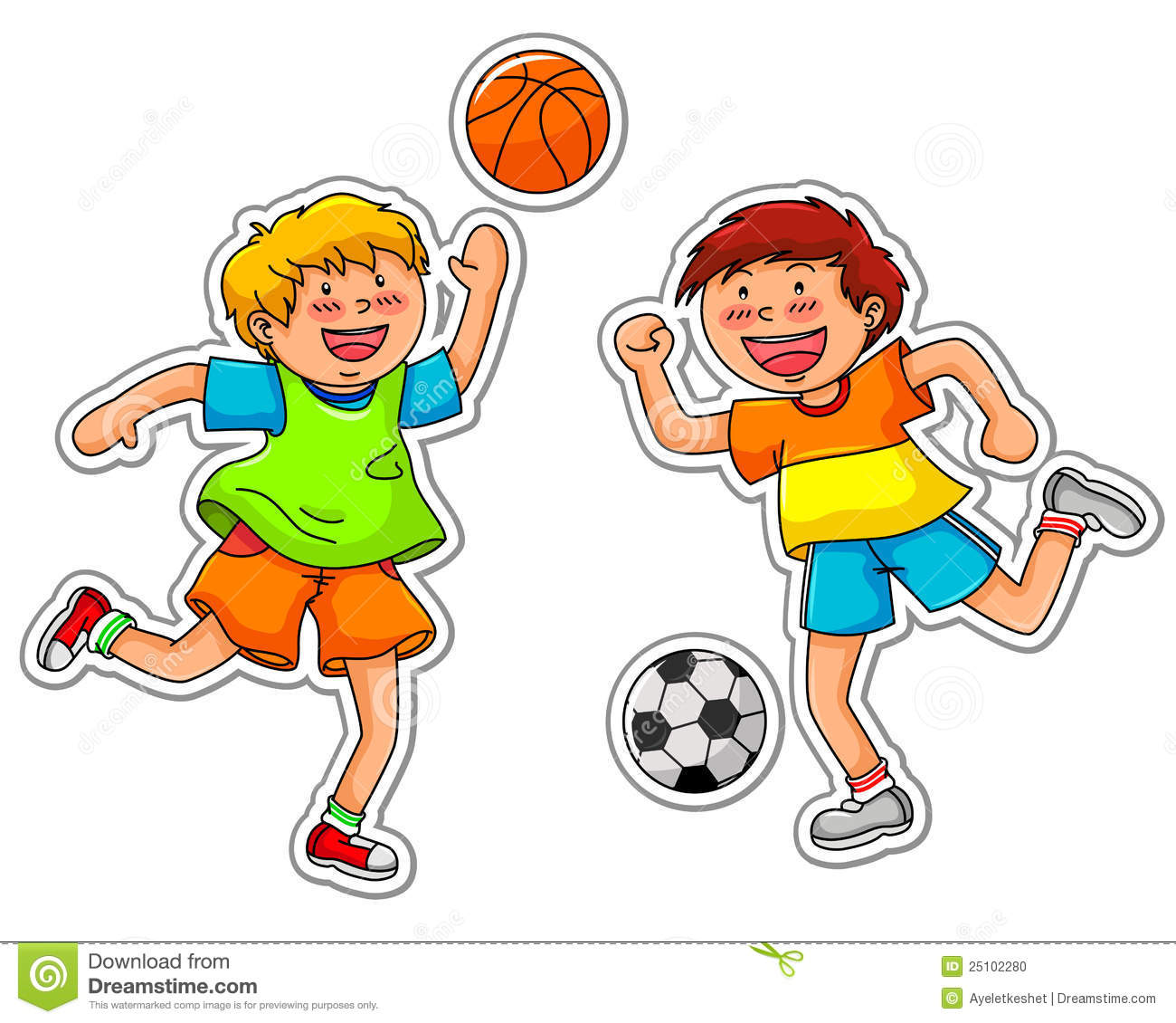 Ball Games Stock Photo   Image  25102280