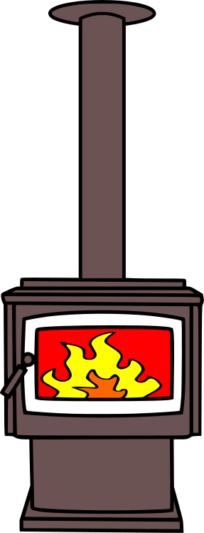 Burning Wood Clipart Wood-burning Clipart -...