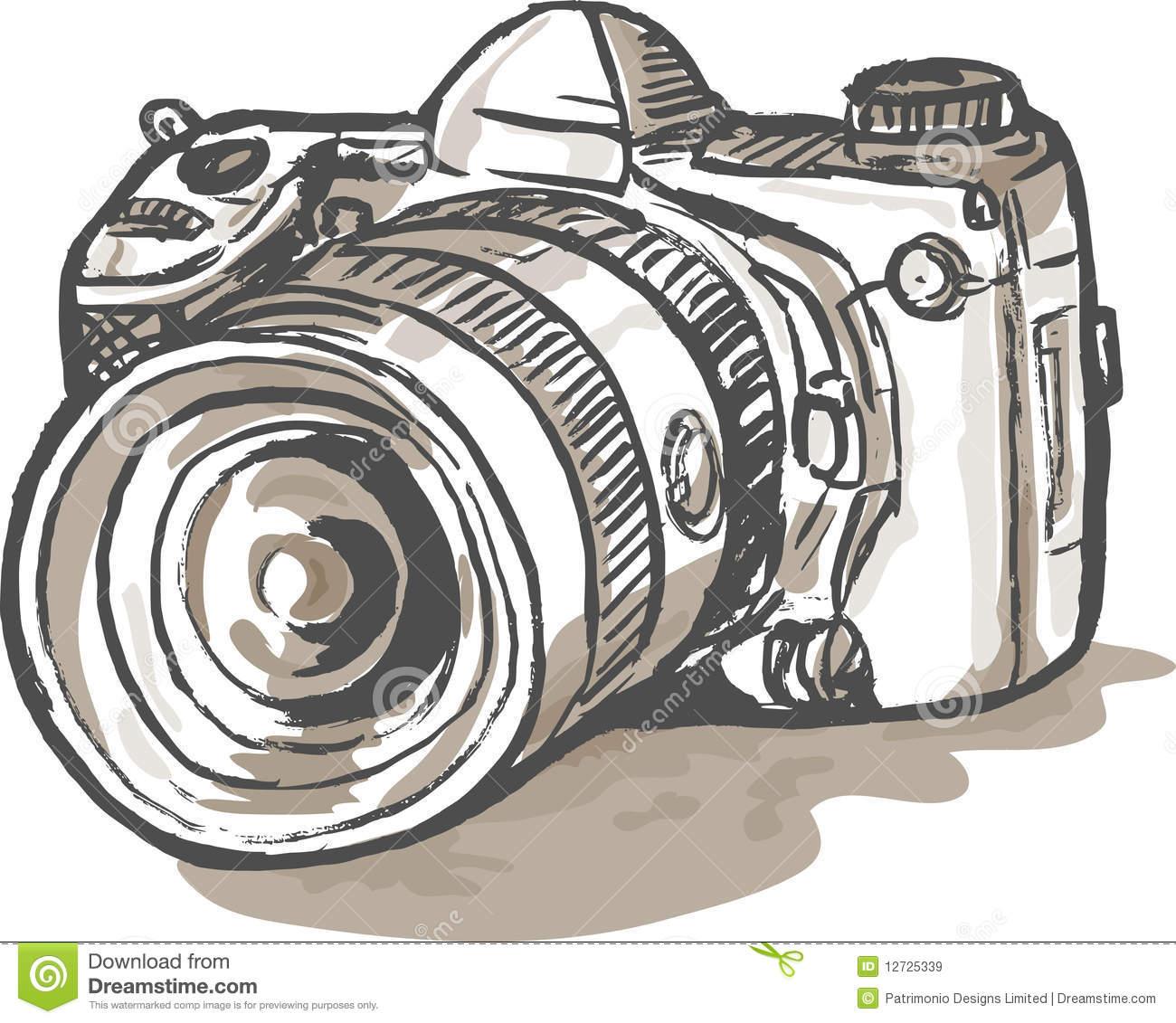 free clipart slr camera - photo #35