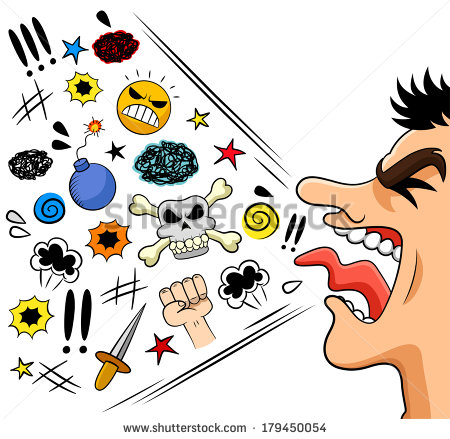Swearing Stock Photos Images   Pictures   Shutterstock