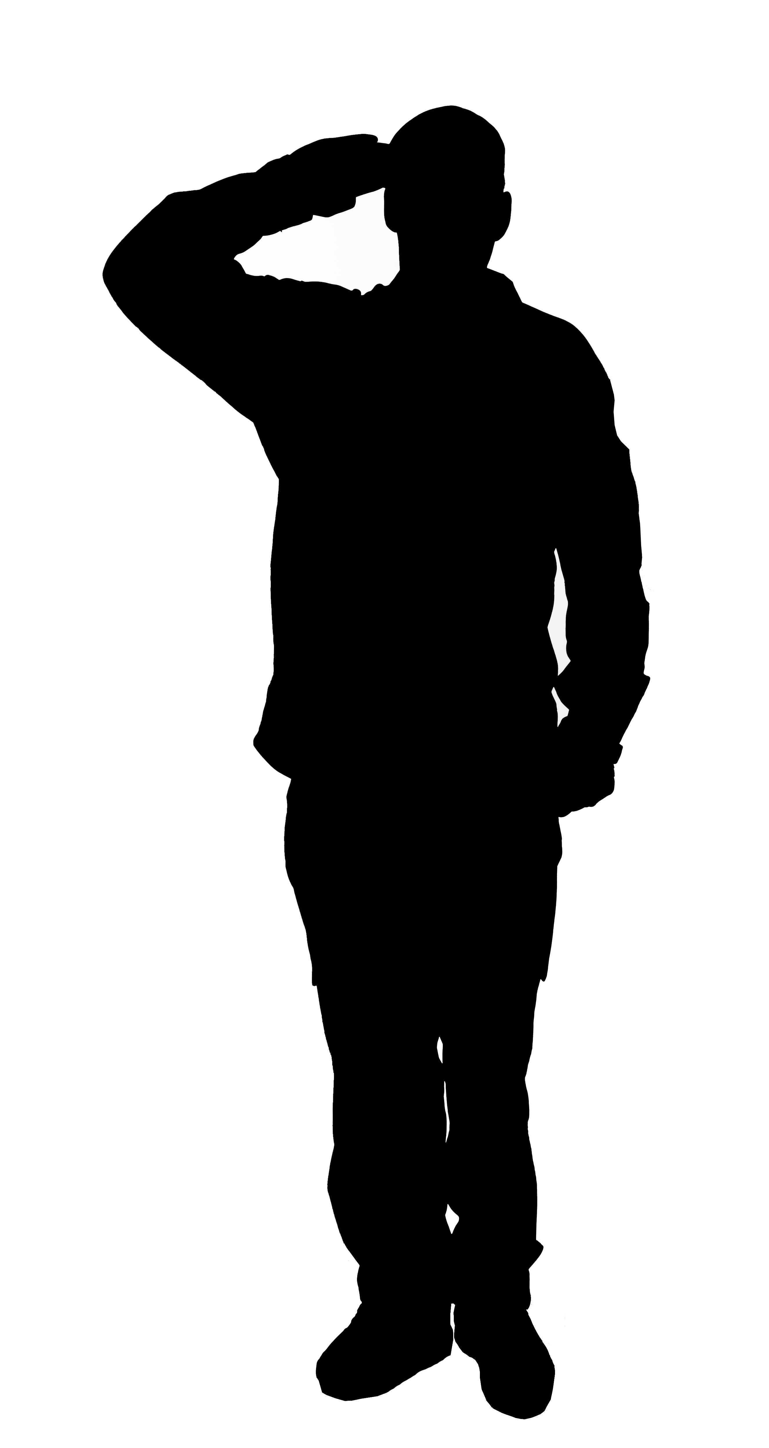 13 Soldier Silhouette Free Cliparts That You Can Download To You