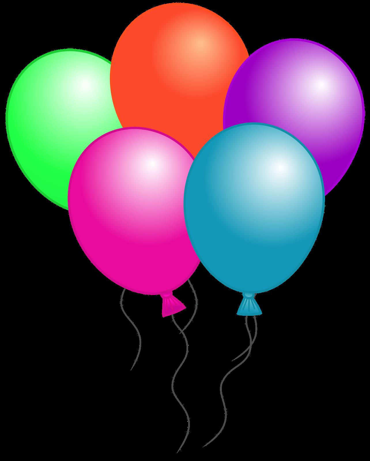 Clipart Panda Green Balloon