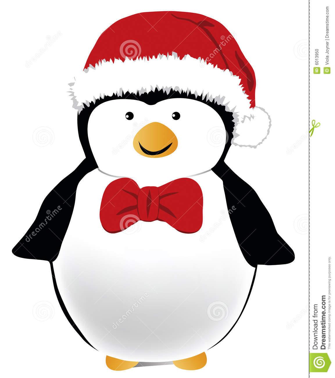 Cute Christmas Penguin Clipart - Clipart Kid