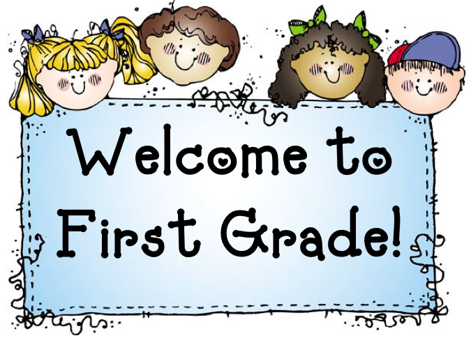 First Grade Welcom Png