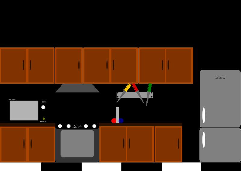 Kitchen Cabinet Borders