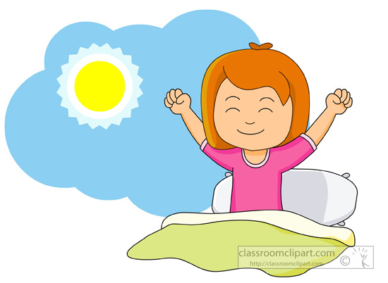 Get Up Clipart - Clipart Kid