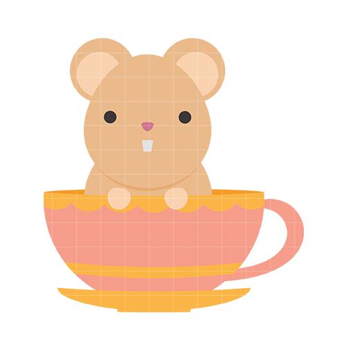 hamster free po