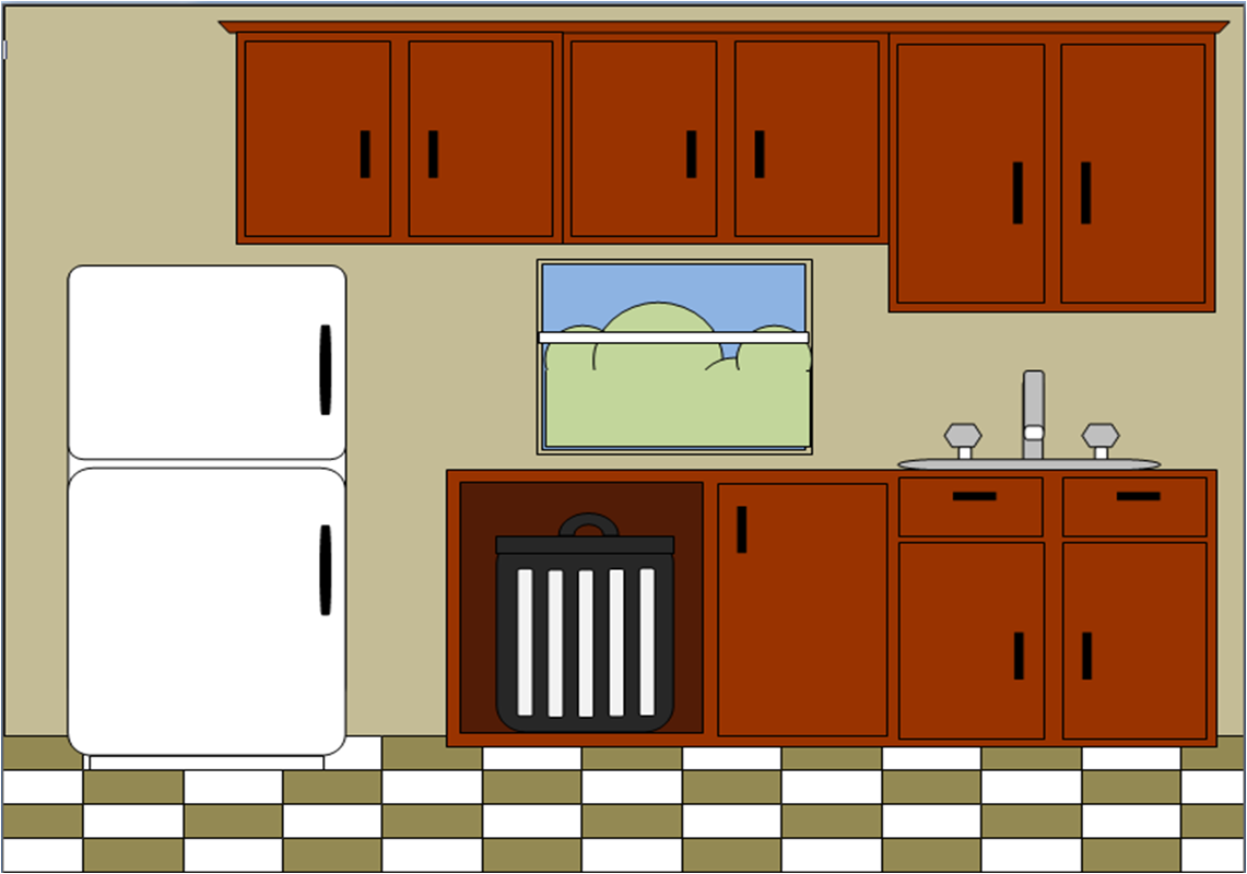 Cartoon Kitchen Clipart Clipart Suggest