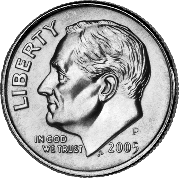 Nickel Is Equal To Five Pennies And Thus Is Worth Five Cents  Two