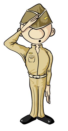 Soldier Clipart By Orianacarthen On Deviantart