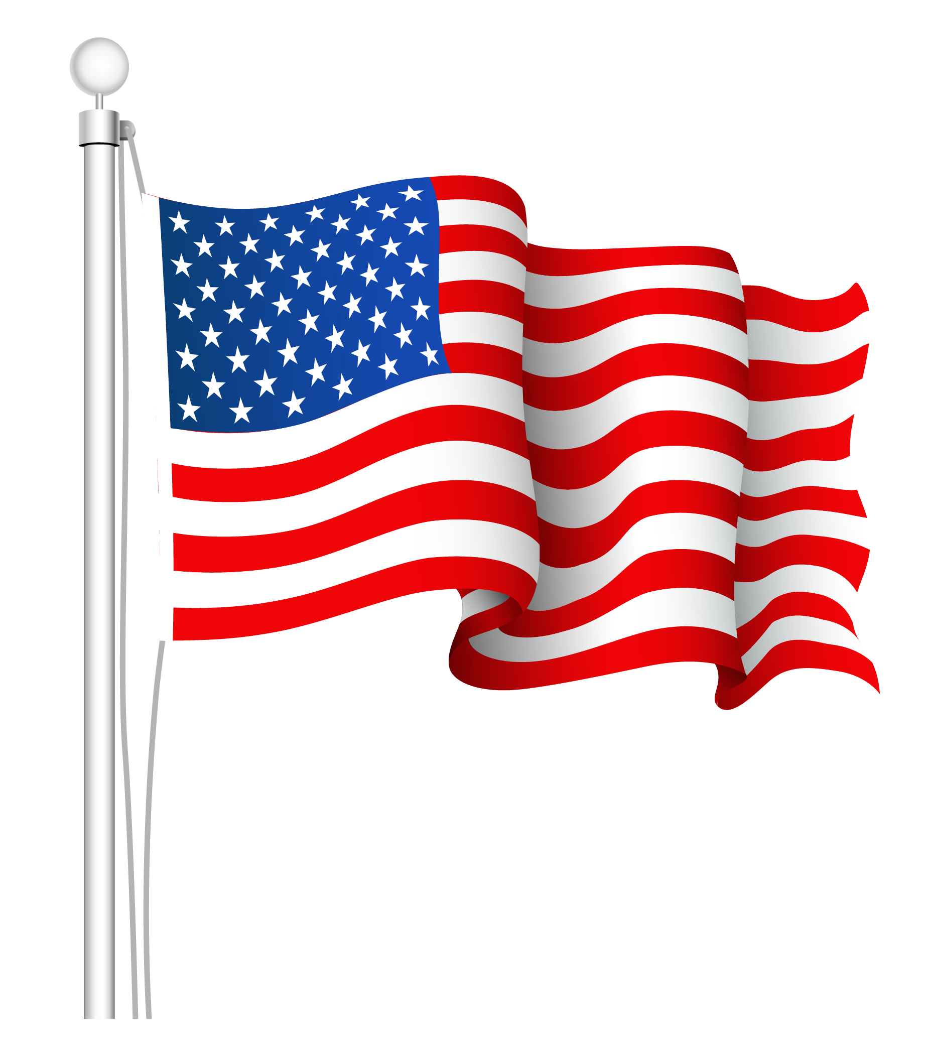 United States Flag Clip Art   Cliparts Co