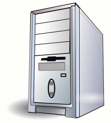Pc Tower   Http   Www Wpclipart Com Computer Pcs Pc Tower Png Html