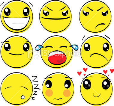 There Is 40 Blank Expression Face Emotions Free Cliparts All Used For