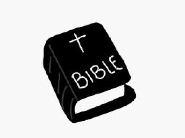 Bible Black And White Clip Art At Clker Com   Vector Clip Art Online