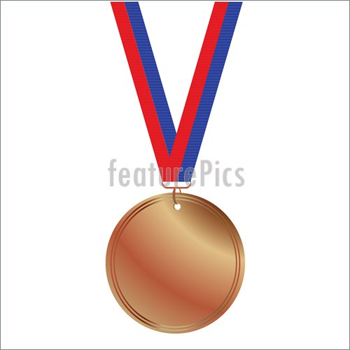 Bronze Medal Clipart - Clipart Suggest