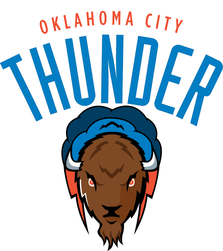 Love This Logo  It Incorporates Their Mascot Rumble The Bison Which