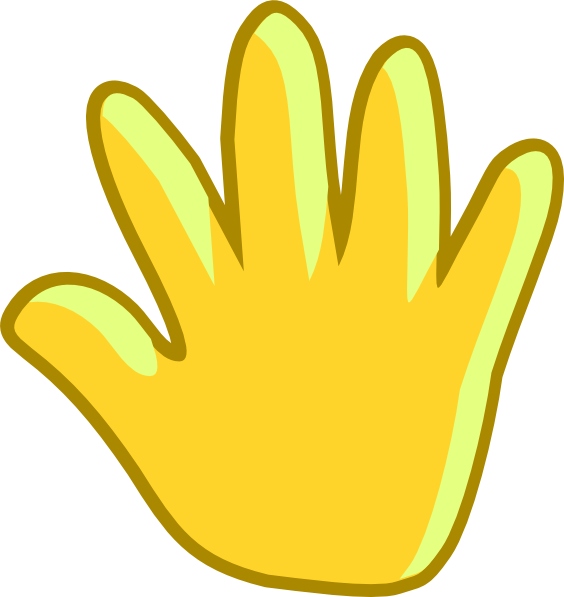 Palm Of Hand Clip Art
